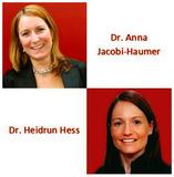 Dr. Anne Jacobi-Haumer Dr. Heidrun Hess
