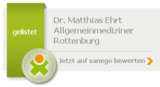 Dr. med. Matthias Ehrt