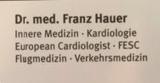 Dr. med. Franz Hauer