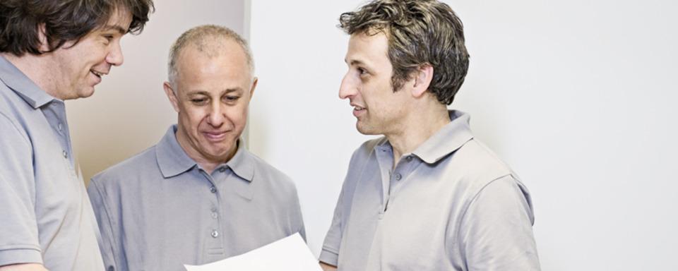 Gemeinschaftspraxis für Urologie Dr. Michael Haug, Dr. Heinz Peter Schimers & Ralf Kammerer