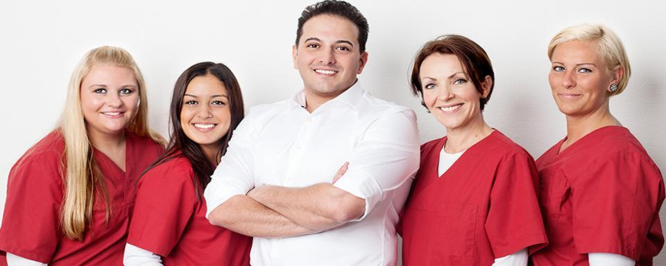 Zahnarztpraxis am Marheinekeplatz